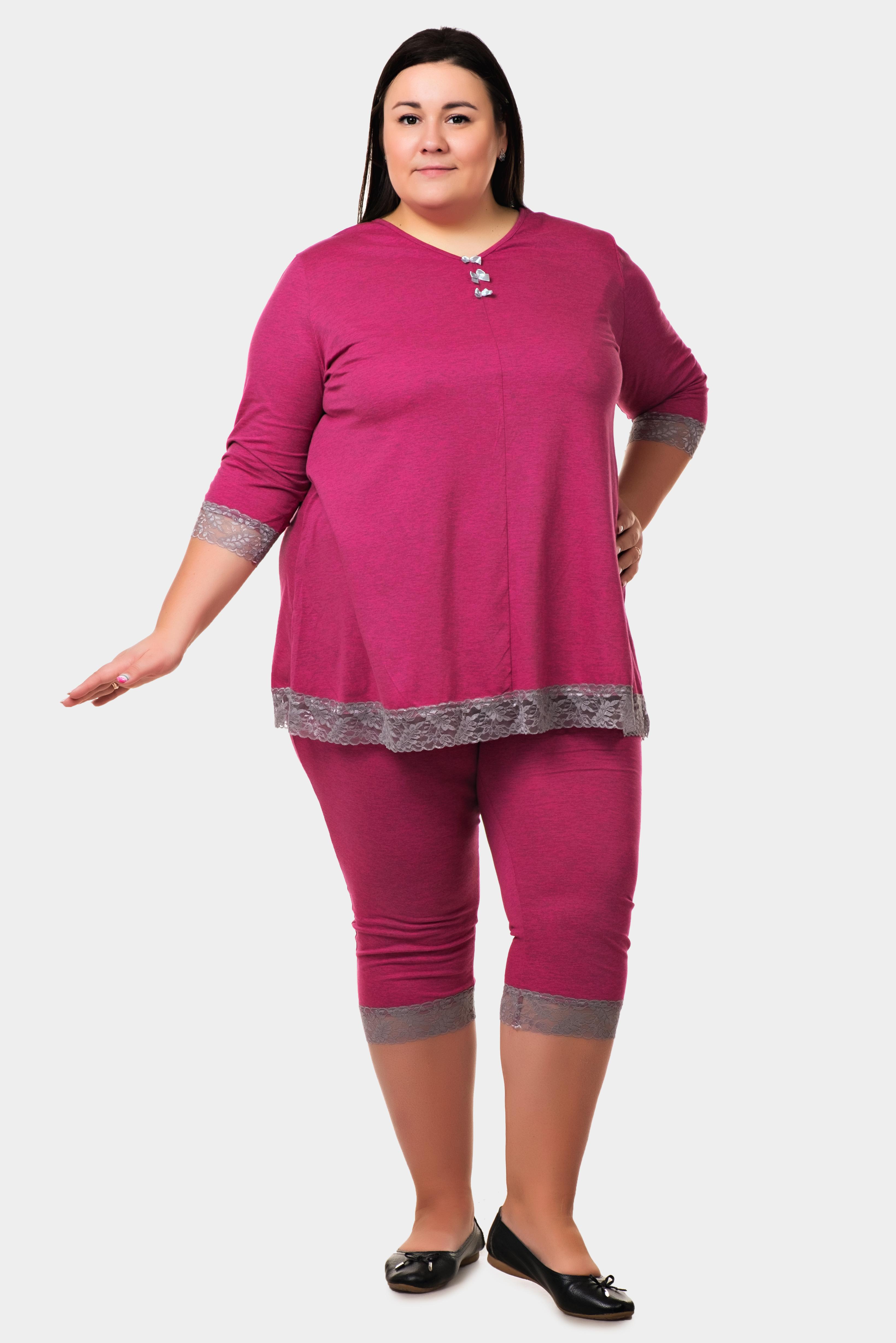 Изображение: Пижама с кружевом
